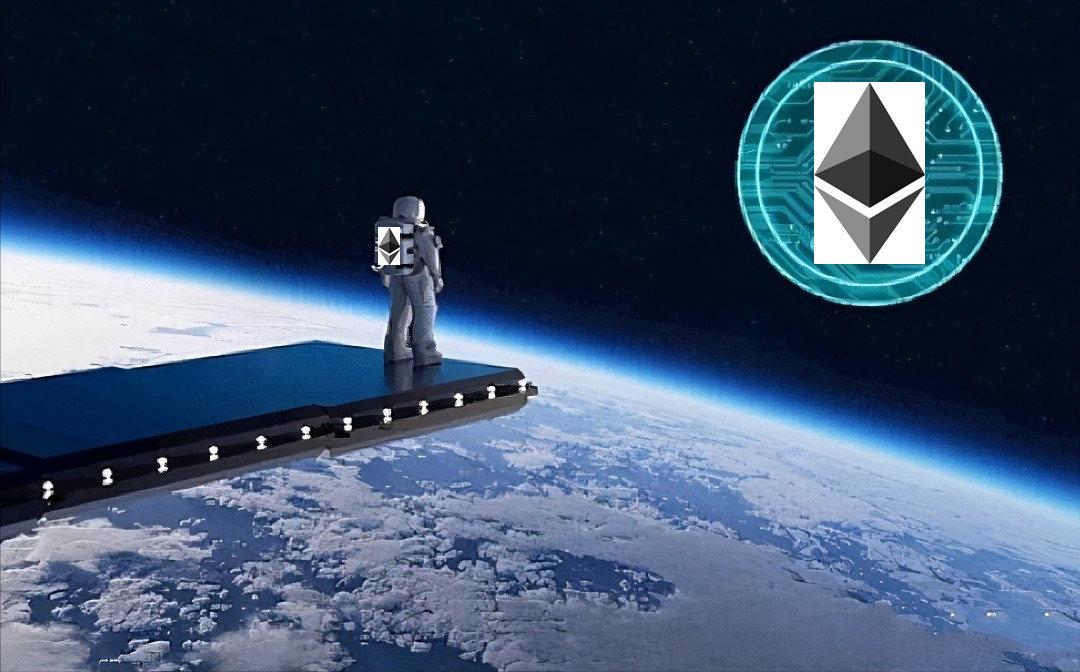 将以太坊ETH进行到底,2021年才是价格的起点