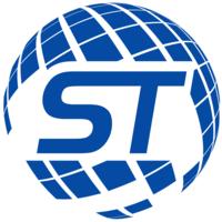 ST全球的Logo